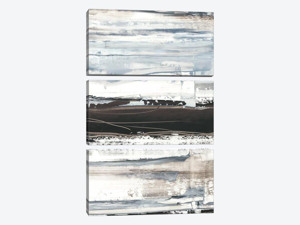 Icy Horizon II by Ethan Harper 3-piece Canvas Artwork