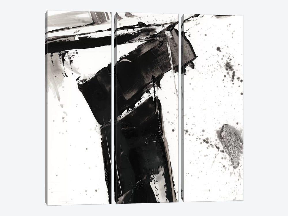 Jagged Edge IV by Ethan Harper 3-piece Canvas Art Print