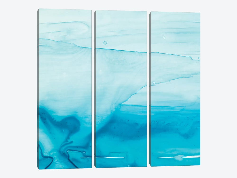 Making Waves I by Ethan Harper 3-piece Canvas Art Print