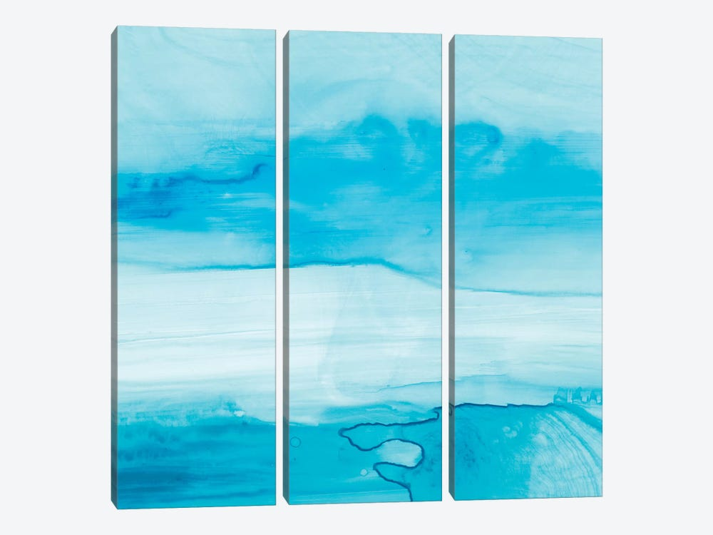Making Waves II by Ethan Harper 3-piece Canvas Art