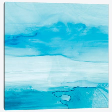 Making Waves II 3-Piece Canvas #EHA426} by Ethan Harper Art Print