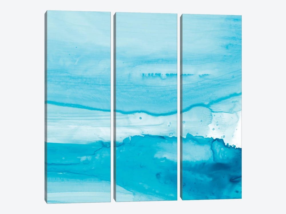 Making Waves IV by Ethan Harper 3-piece Canvas Art
