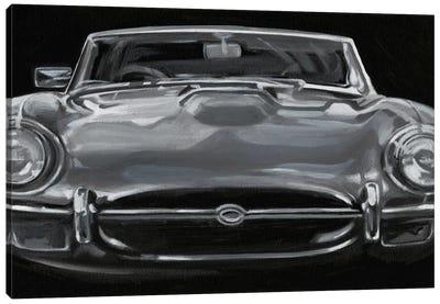 European Sports Car I Canvas Print #EHA42