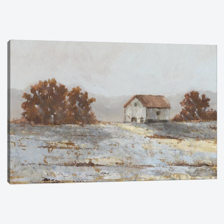 Snow Covered Hillside II Canvas Print #EHA440} by Ethan Harper Canvas Wall Art