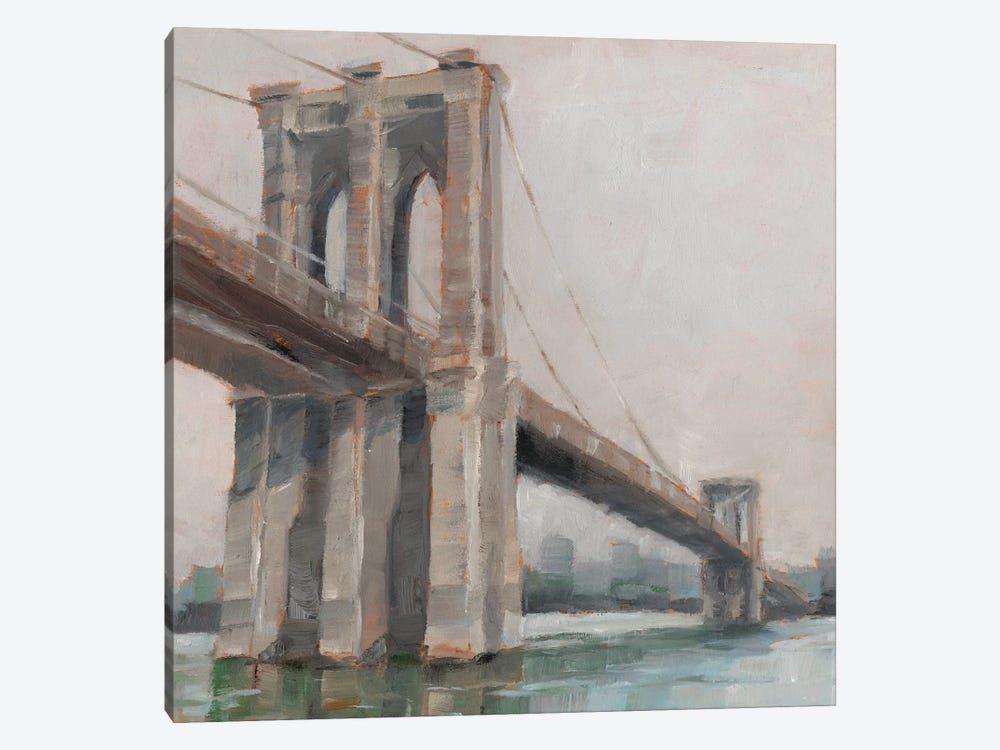 Spanning The East River I by Ethan Harper 1-piece Canvas Print