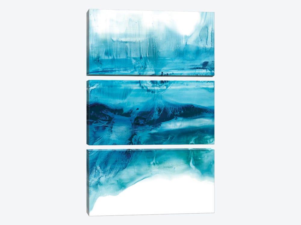 Aqua Mist I by Ethan Harper 3-piece Canvas Artwork