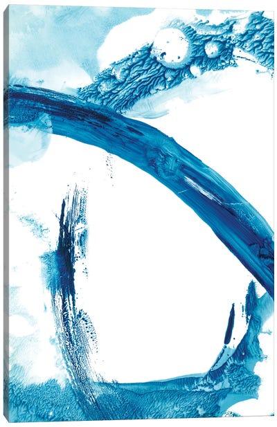 Aqua Ring I Canvas Art Print