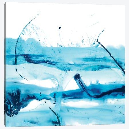 Blue Currents III Canvas Print #EHA467} by Ethan Harper Canvas Print