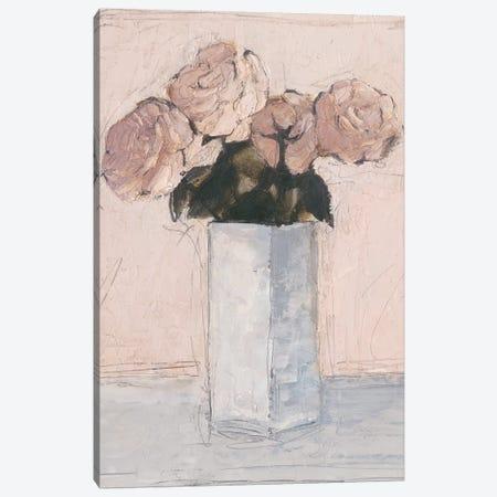 Blush Florals II Canvas Print #EHA470} by Ethan Harper Canvas Art Print