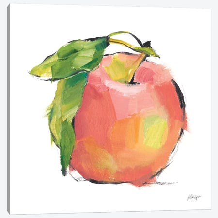 Designer Fruits I Canvas Print #EHA477} by Ethan Harper Canvas Wall Art