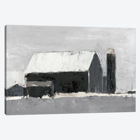 Dynamic Barn I Canvas Print #EHA483} by Ethan Harper Canvas Artwork