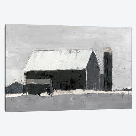 Dynamic Barn I Canvas Print #EHA483} by Ethan Harper Canvas Artwork