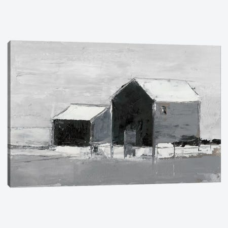 Dynamic Barn II Canvas Print #EHA484} by Ethan Harper Canvas Art Print