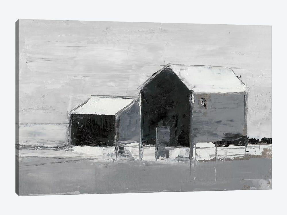 Dynamic Barn II by Ethan Harper 1-piece Canvas Wall Art