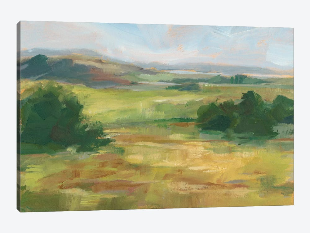 Green Valley I by Ethan Harper 1-piece Art Print