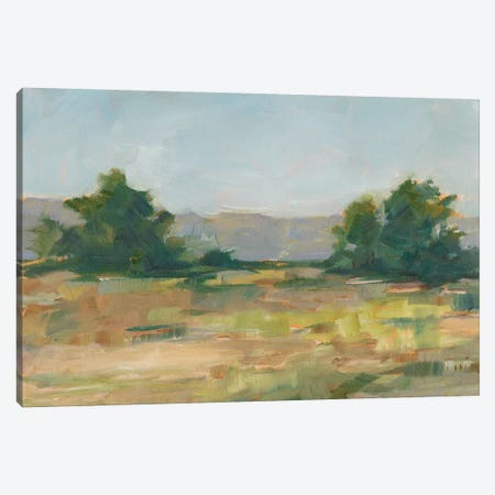 Green Valley III Canvas Print #EHA487} by Ethan Harper Art Print