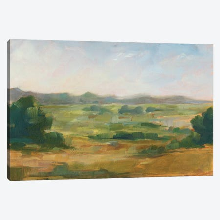 Green Valley IV Canvas Print #EHA488} by Ethan Harper Canvas Artwork