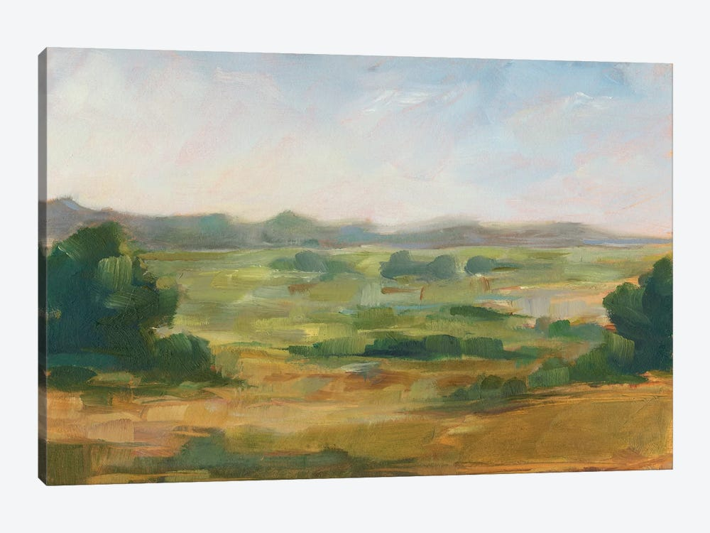Green Valley IV by Ethan Harper 1-piece Canvas Art