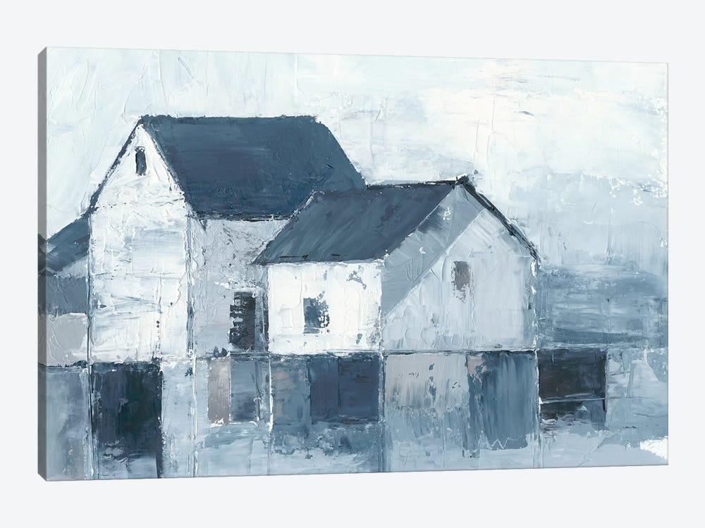 Indigo Barns I by Ethan Harper 1-piece Canvas Art Print