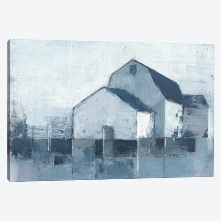 Indigo Barns II Canvas Print #EHA490} by Ethan Harper Canvas Print