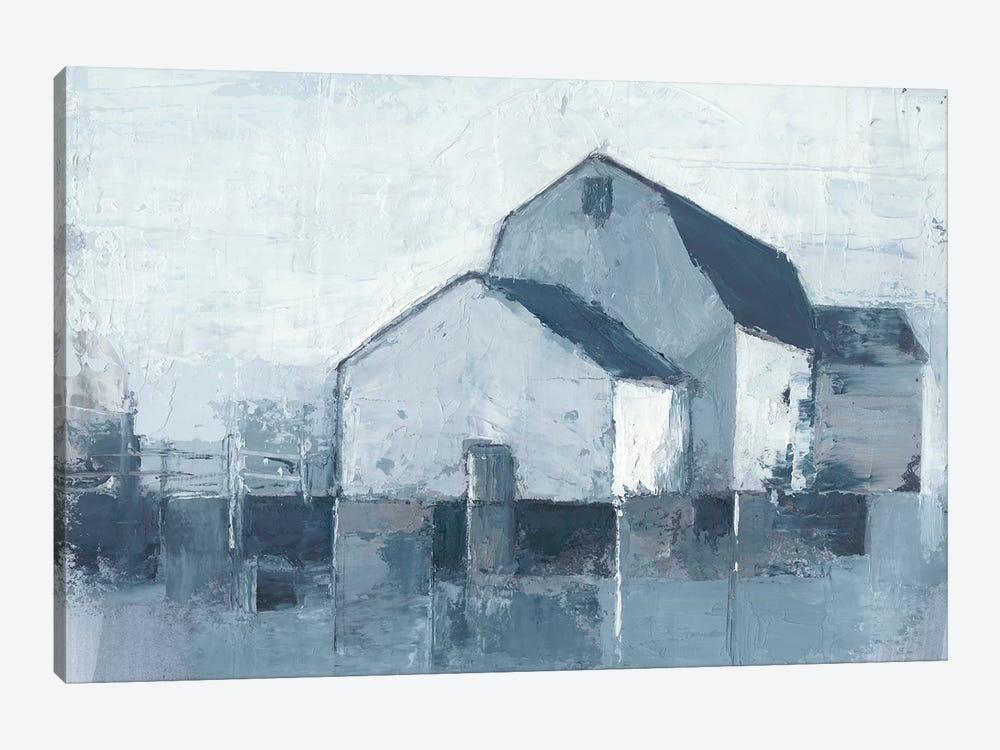 Indigo Barns II by Ethan Harper 1-piece Canvas Art Print
