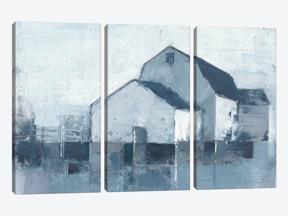 Indigo Barns II by Ethan Harper 3-piece Art Print