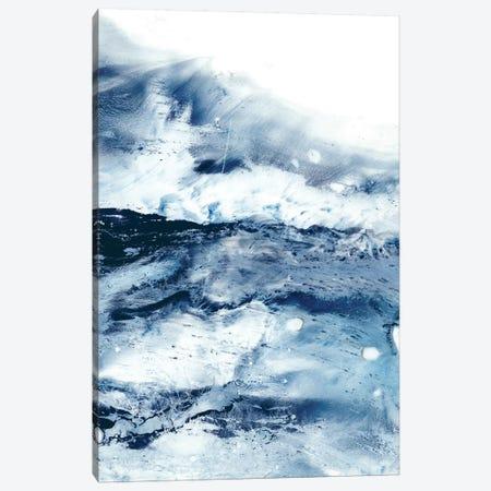 Indigo Tides I 3-Piece Canvas #EHA491} by Ethan Harper Art Print