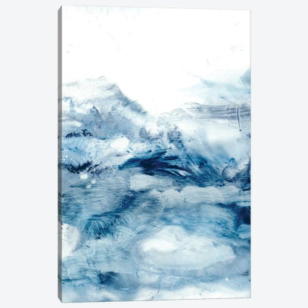 Indigo Tides II Canvas Print #EHA492} by Ethan Harper Canvas Art Print