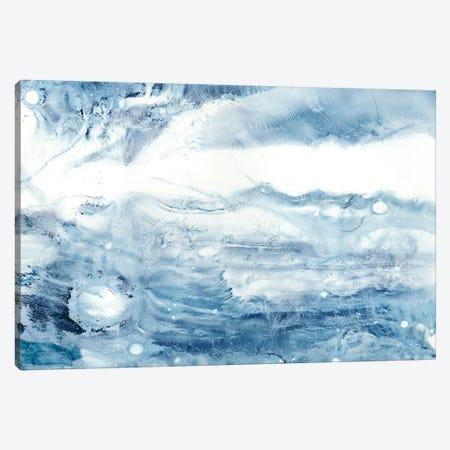 Indigo Tides III 3-Piece Canvas #EHA493} by Ethan Harper Art Print