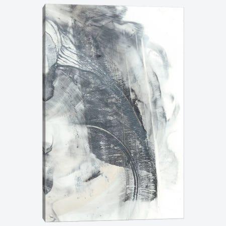 Marbled Grey II Canvas Print #EHA497} by Ethan Harper Canvas Art