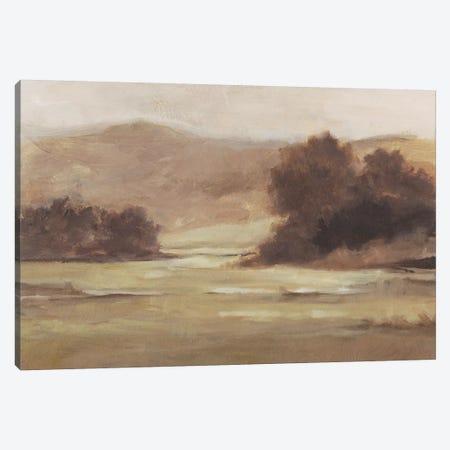 Muted Landscape I Canvas Print #EHA503} by Ethan Harper Art Print