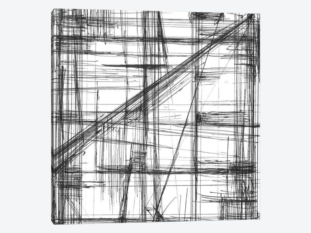 Intersect I by Ethan Harper 1-piece Canvas Print
