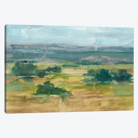 Valley View I Canvas Print #EHA517} by Ethan Harper Art Print