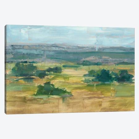 Valley View I Canvas Print #EHA517} by Ethan Harper Art Print