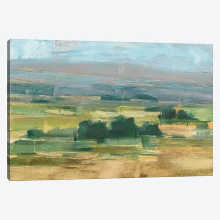 Valley View II Canvas Print #EHA518} by Ethan Harper Canvas Art