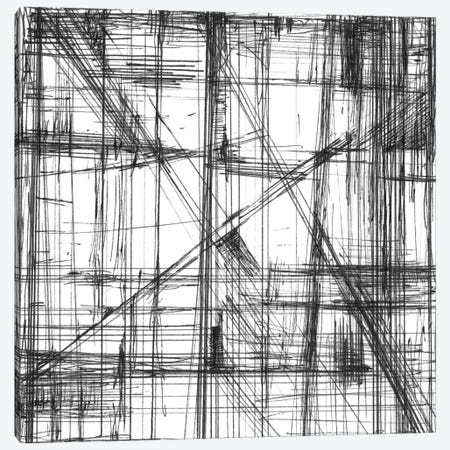 Intersect II Canvas Print #EHA51} by Ethan Harper Canvas Art