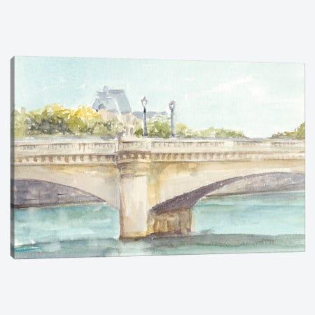 French Bridge Study III Canvas Print #EHA533} by Ethan Harper Canvas Artwork