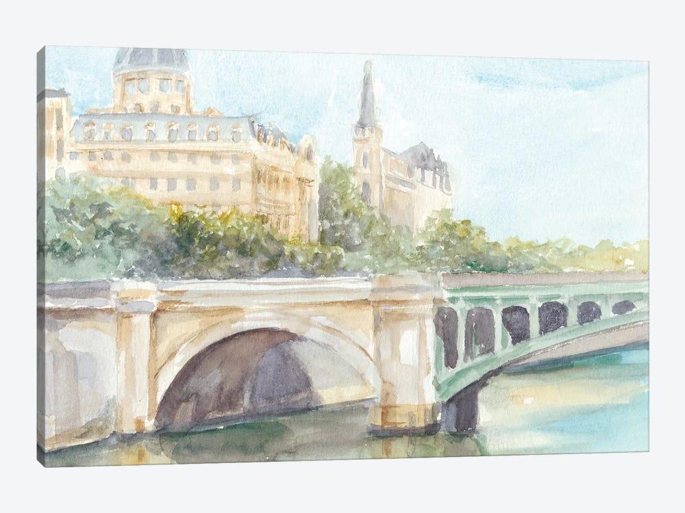 French Bridge Study IV by Ethan Harper 1-piece Canvas Art