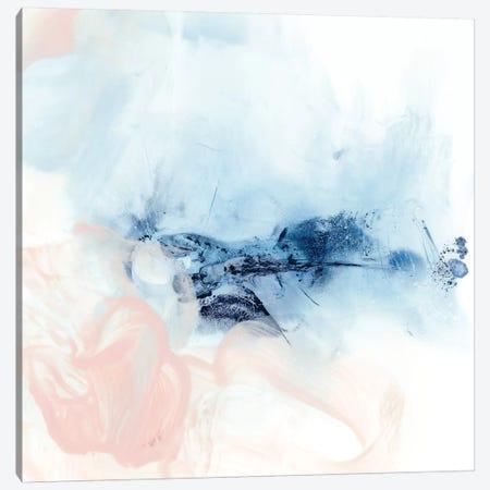 Indigo & Blush I Canvas Print #EHA535} by Ethan Harper Canvas Print