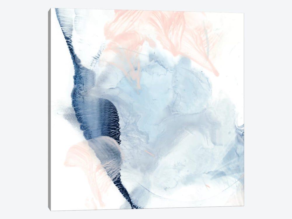 Indigo & Blush II by Ethan Harper 1-piece Canvas Wall Art