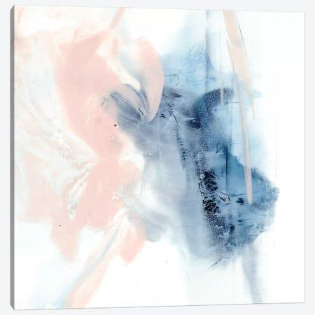 Indigo & Blush III Canvas Print #EHA537} by Ethan Harper Canvas Art Print