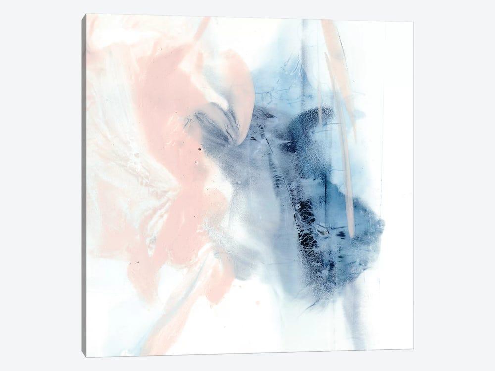 Indigo & Blush III by Ethan Harper 1-piece Canvas Art Print