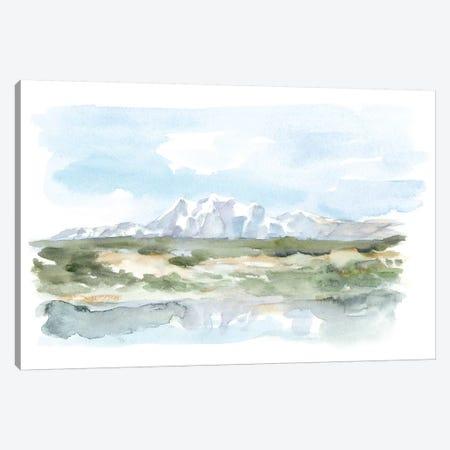 Mountain Watercolor II Canvas Print #EHA540} by Ethan Harper Canvas Art Print