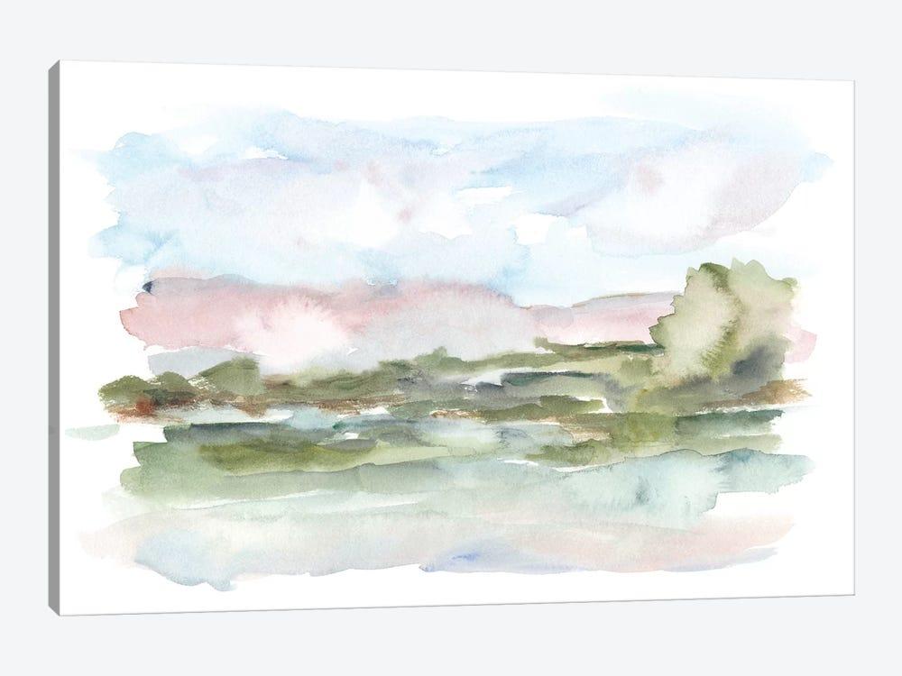 Mountain Watercolor VI by Ethan Harper 1-piece Canvas Art Print