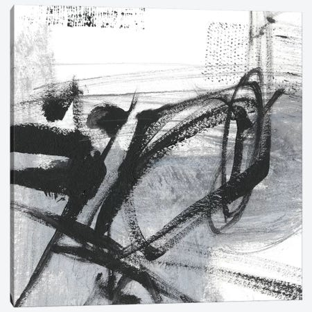 Scribble Script I Canvas Print #EHA556} by Ethan Harper Canvas Art Print