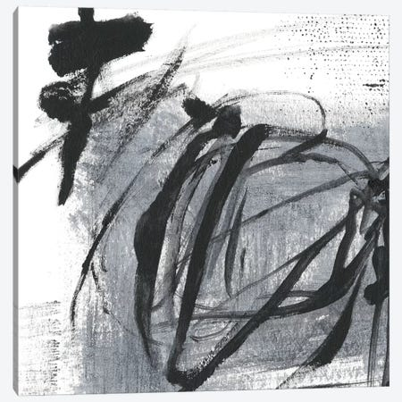 Scribble Script II Canvas Print #EHA557} by Ethan Harper Art Print