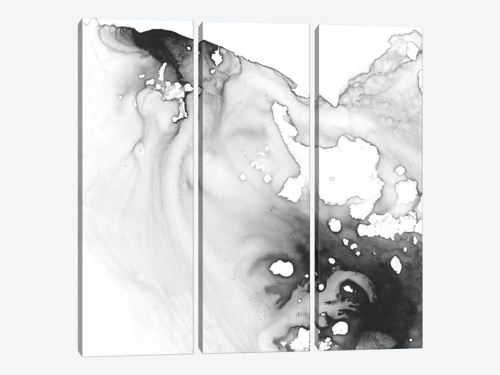 Smoke & Water III by Ethan Harper 3-piece Canvas Art Print