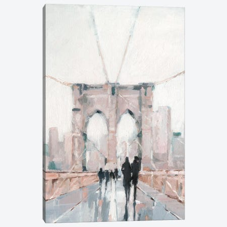 Early Morning Stroll I Canvas Print #EHA592} by Ethan Harper Canvas Artwork