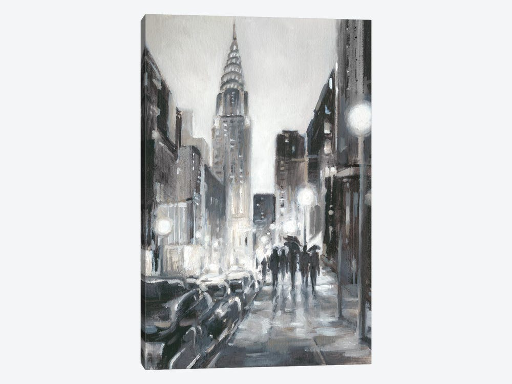 Illuminated Streets II by Ethan Harper 1-piece Art Print