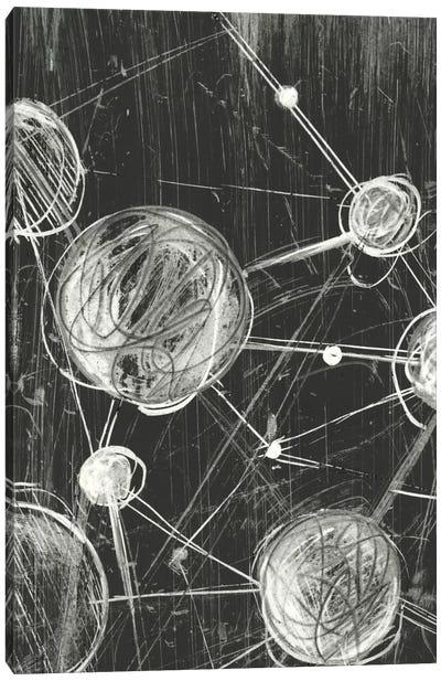 Molecular Fusion I Canvas Art Print